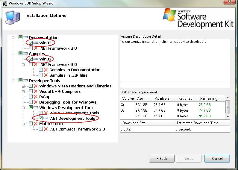 windows sdk для windows 7 скачать