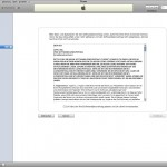 iPod-Software-Lizenz